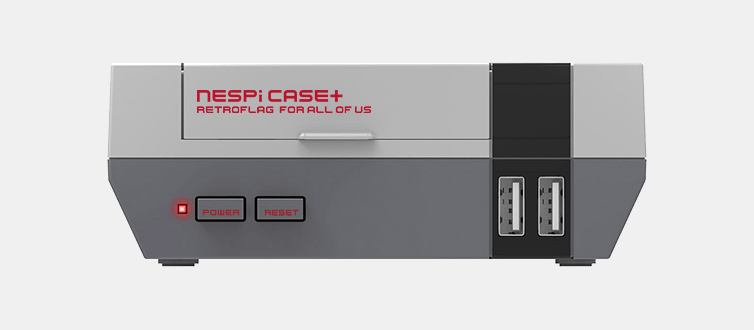 nespi case PLUS